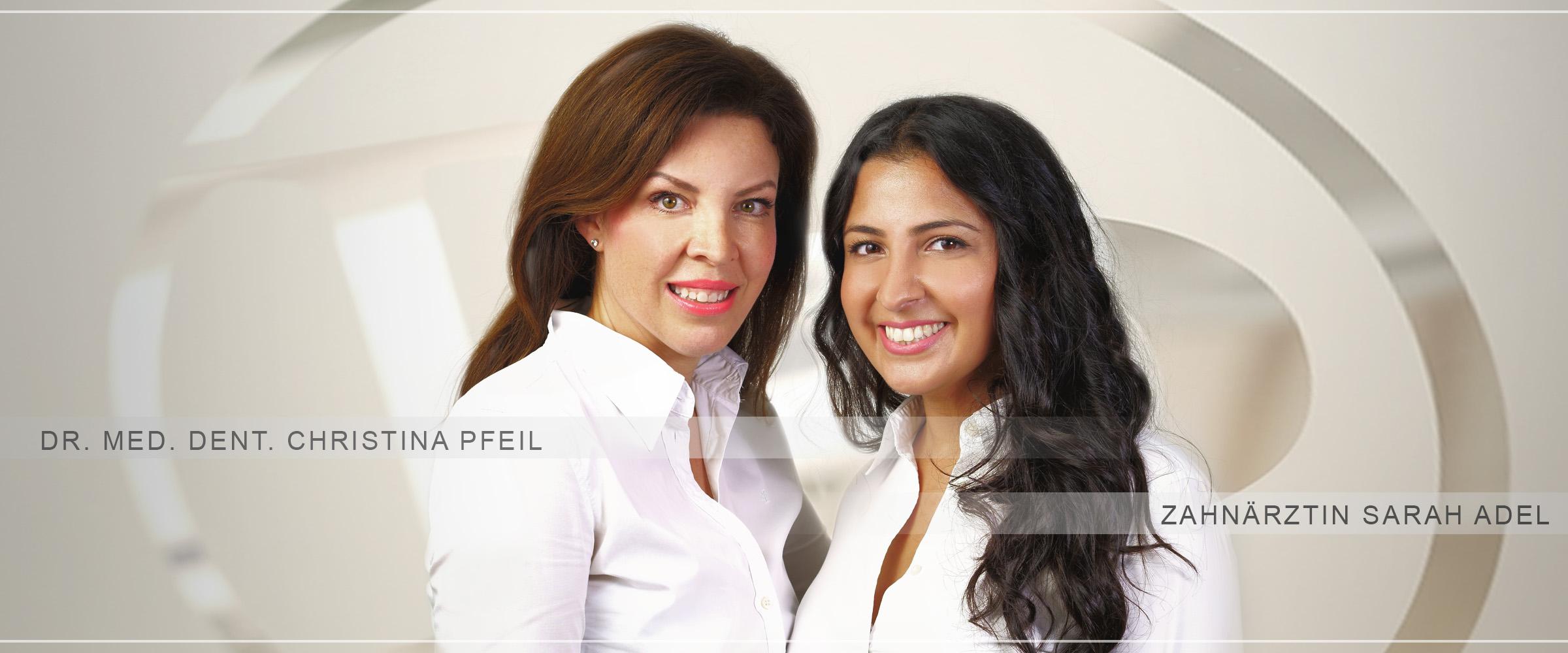 Christina Pfeil & Sarah Adel 01